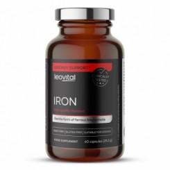 Iron, 60 kapsula