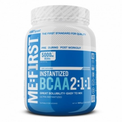 Instantized BCAA 2:1:1, 500 g