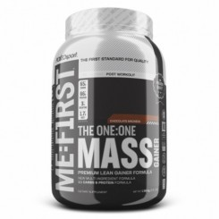 The One:One Mass Gainer, 1580 g