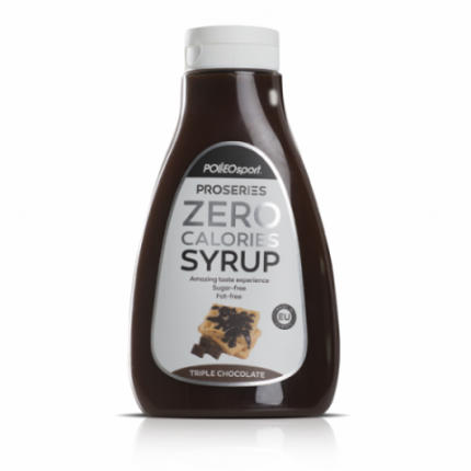 Zero Calorie Syrup, Triple Chocolate, 425 ml