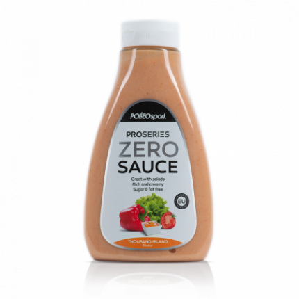 Zero Sauce, Thousand Island 425 ml