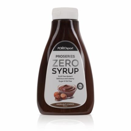 Zero Syrup Hazelnut-Choco 425 ml