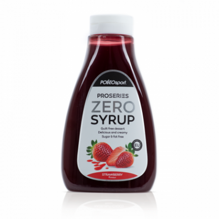 Zero Syrup Strawberry 425 ml