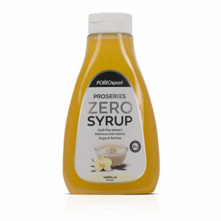 Zero Syrup Vanilla 425 ml