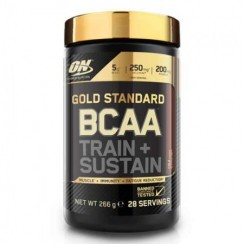 Gold Standard BCAA Train + Sustain 266 g