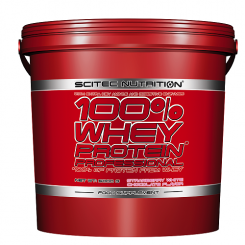 100% Whey Protein Professional 5000 g