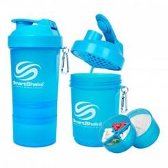 SmartShake neon blue, 400 ml