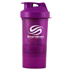 SmartShake neon purple 400 ml