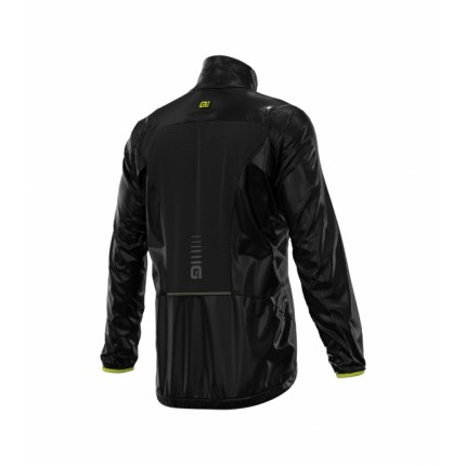Guscio Light Pack Jacket Black